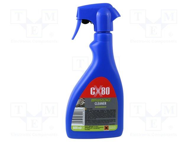 CLEANERCX/600ML