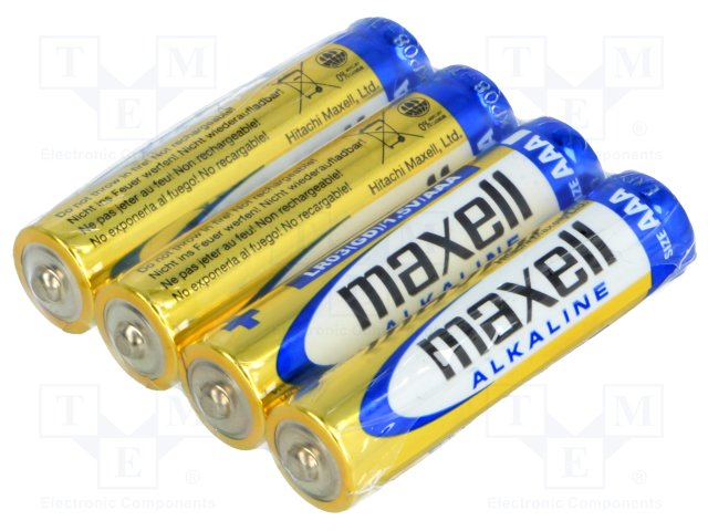 BAT-LR03/MX-S4