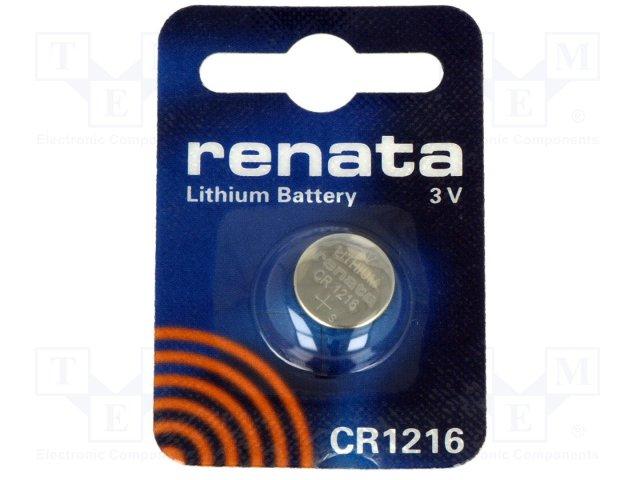 BAT-CR1216/RE-B