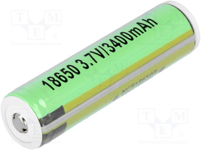 ACCU-18650-PAN/PCB