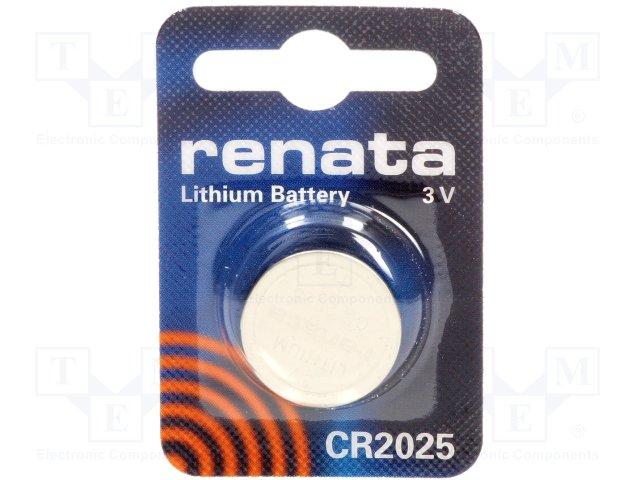 BAT-CR2025/RE-B