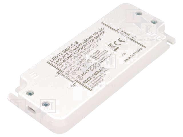 Z-LED-12W-340CC
