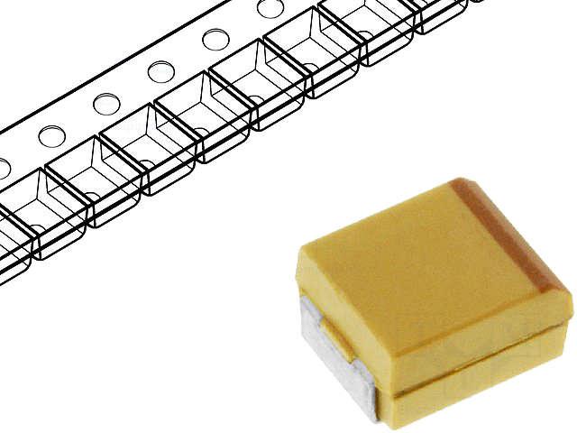T491A225K025AT