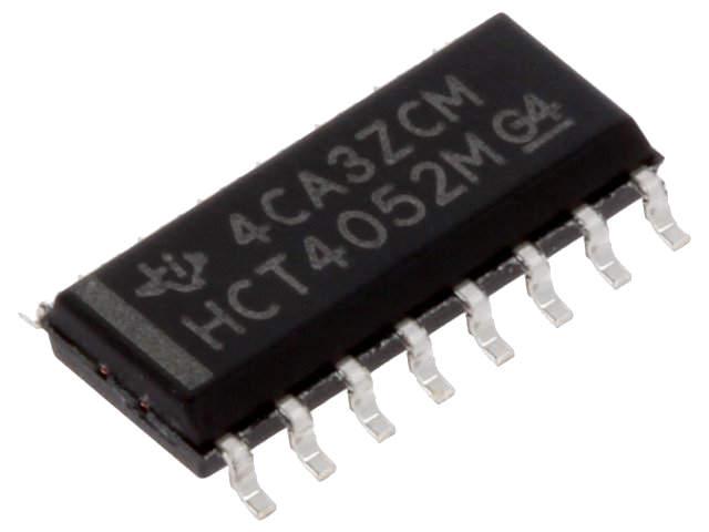 CD74HCT4052M