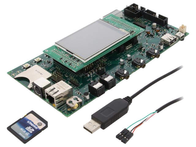 VS1005-DEV-BOARD