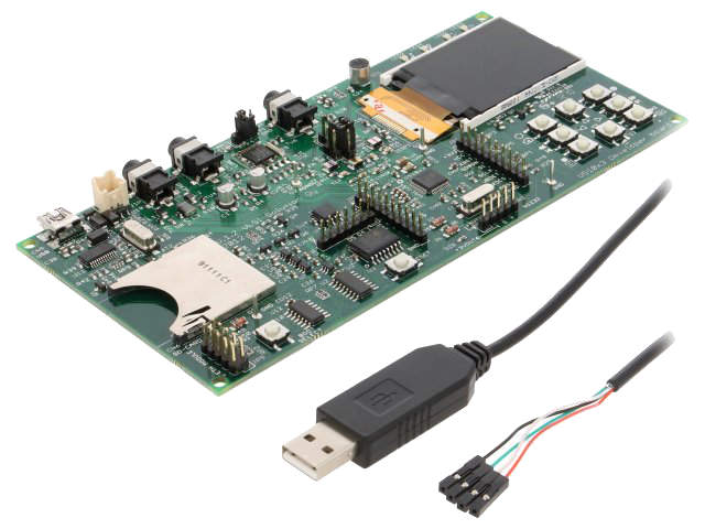 VS1053-DEV-BOARD