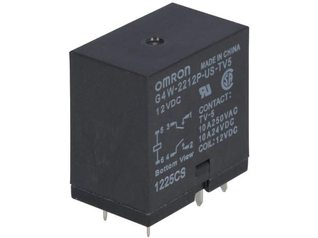 G4W-2212PUSTV512DC